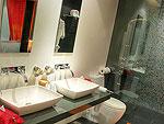 プーケット ファミリー&グループのホテル : ヴィラ ヤング(Villa Yang)の1ベッドルームルームの設備 Second Room