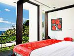 プーケット ファミリー&グループのホテル : ヴィラ ヤング(Villa Yang)の3ベッドルームルームの設備 Second Room