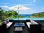 プーケット ファミリー&グループのホテル : ヴィラ ヤング(Villa Yang)の3ベッドルームルームの設備 Private Pool