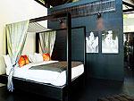 プーケット ファミリー&グループのホテル : ヴィラ ヤング(Villa Yang)の4ベッドルームルームの設備 Master Bedroom