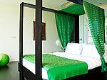 プーケット ファミリー&グループのホテル : ヴィラ ヤング(Villa Yang)の4ベッドルームルームの設備 Third Room