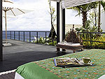 プーケット ファミリー&グループのホテル : ヴィラ イン(Villa Yin)の2ベッドルームルームの設備 Second Bedroom
