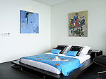 プーケット ファミリー&グループのホテル : ヴィラ イン(Villa Yin)の2ベッドルームルームの設備 Fourth Bedroom