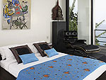 プーケット ファミリー&グループのホテル : ヴィラ イン(Villa Yin)の3ベッドルームルームの設備 Fourth Bedroom