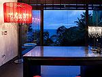 プーケット ファミリー&グループのホテル : ヴィラ イン(Villa Yin)の4ベッドルームルームの設備 Living Area