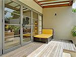 プーケット バンタオビーチのホテル : ヴィスタ デル マー バンタオ ビーチ(Vista Del Mar Bang Tao Beach)の1ベッドルームルームの設備 Terrace