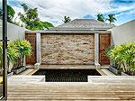 プーケット バンタオビーチのホテル : ヴィスタ デル マー バンタオ ビーチ(Vista Del Mar Bang Tao Beach)の1ベッドルームルームの設備 Private Pool