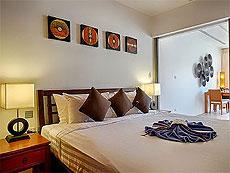 プーケット バンタオビーチのホテル : ヴィスタ デル マー バンタオ ビーチ(1)のお部屋「1ベッドルーム」
