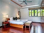 プーケット バンタオビーチのホテル : ヴィスタ デル マー バンタオ ビーチ(Vista Del Mar Bang Tao Beach)の2ベッドルームルームの設備 Master Bedroom