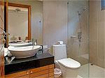 プーケット バンタオビーチのホテル : ヴィスタ デル マー バンタオ ビーチ(Vista Del Mar Bang Tao Beach)の3ベッドルームルームの設備 Bathroom