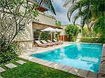 プーケット バンタオビーチのホテル : ヴィスタ デル マー バンタオ ビーチ(Vista Del Mar Bang Tao Beach)の3ベッドルームルームの設備 Private Pool