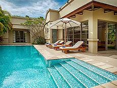 プーケット バンタオビーチのホテル : ヴィスタ デル マー バンタオ ビーチ(1)のお部屋「3ベッドルーム」