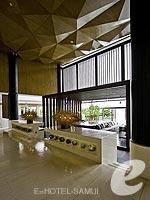 サムイ島 オーシャンビューのホテル : W コ サムイ ホテル 「Lobby」