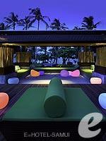 サムイ島 フィットネスありのホテル : W コ サムイ ホテル 「Bar」