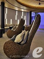 サムイ島 オーシャンビューのホテル : W コ サムイ ホテル 「Spa」