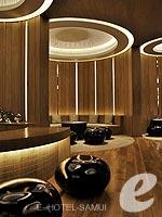 サムイ島 フィットネスありのホテル : W コ サムイ ホテル 「Spa」