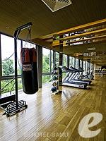 サムイ島 オーシャンビューのホテル : W コ サムイ ホテル 「Fitness」