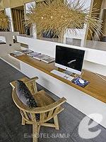 サムイ島 オーシャンビューのホテル : W コ サムイ ホテル 「Liblary」