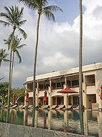 Garden Pool : Weekender Resort, Lamai Beach, Phuket