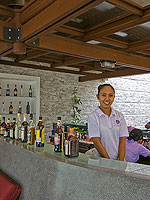 Bar : Weekender Resort, Lamai Beach, Phuket