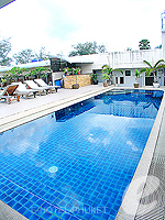 Swimming Pool / Kokotel Phuket Patong, หาดป่าตอง
