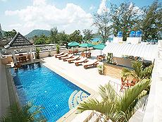 โคโคเทล ภูเก็ต ป่าตอง, หาดป่าตอง, โรงแรมในภูเก็ต, ประเทศไทย