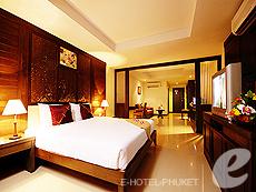 プーケット 5,000円以下のホテル : ココテル プーケット パトン(1)のお部屋「ロイヤル スイート」