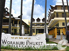 Woraburi Phuket Resort & Spa, USD 50-100, Phuket