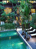 Swimming Pool : Yantarasri Resort, Nimmanhaemin Rd., Phuket