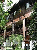 チェンマイ ニマンヘミン通りのホテル : ヤンタラシリ リゾート 「Building View」