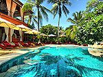 Swimming Pool : Zazen Boutique Resort Spa, Beach Front, Phuket