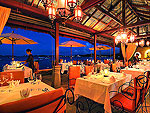 Restaurant : Zazen Boutique Resort Spa, Couple & Honeymoon, Phuket
