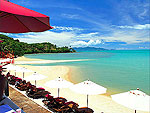 Beach : Zazen Boutique Resort Spa, Beach Front, Phuket